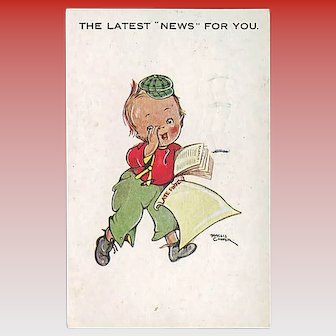 """""""The latest """"News"""" for You""""  (1948)"""