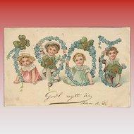 """Happy New Year""  (1907)"