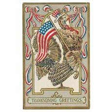 """Thanksgiving Greetings""  (1908)"