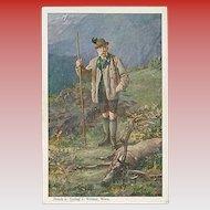 """""""Hunter""""  (1910)"""