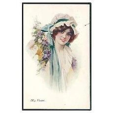 """My Flower""  (1916)"