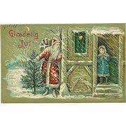 """Arrival of Santa Claus""  (1905)"