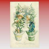 """Flower Pots""  (1921)"