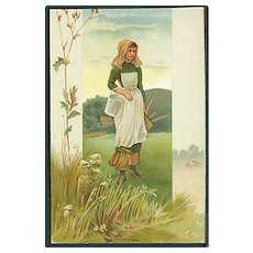 """""""Country Woman""""  (1930')"""