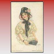 """American Girl No. 17""  (1913)"