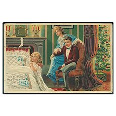 """Prayer to Santa""  (1916)"