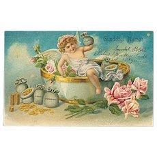 """""""Cute little Angel""""  (1909)"""