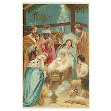 """""""Nativity""""  (1914)"""