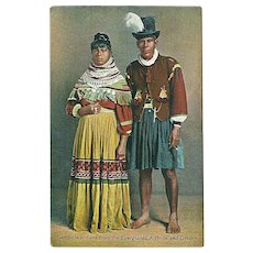 """""""Bride and Groom""""  (1920')"""