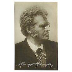 """""""Bjørnstjerne Bjørnson""""  (1910')"""