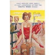 """""""Seaside Comic""""  (1950')"""
