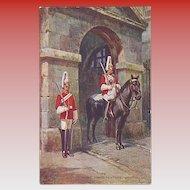 """""""Horse Guard Sentries""""  (1920')"""