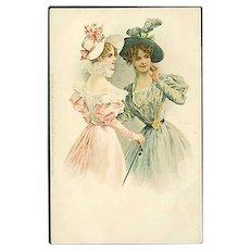"""Latest Fashion""  (1910')"