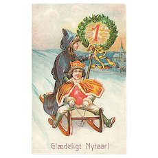 """Happy New Year"" (1909)"