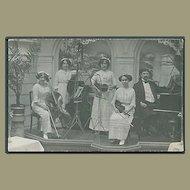 """Wandervoegel Ladies Orchestra""  (1915)"