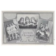 """The Mundeling Sisters""  (1923"""