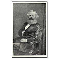 """Karl Marx""  (1950')"