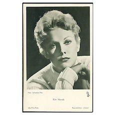 """""""Kim Novak""""  (1960')"""