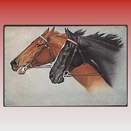 """""""Running Horses""""  (1931)"""