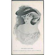 """""""The Henry Butt Girl""""  (1905)"""