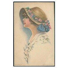 """American Girl No 79""  (1920')"