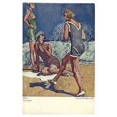 """Nymphs""  (1930')"