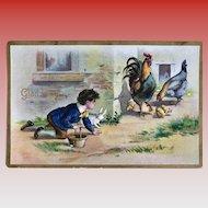 """""""Egg Chasing""""  (1920')"""