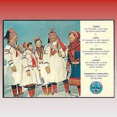 """""""Norwegian Lapps""""  (1970')"""