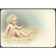 """""""Baby Jesus""""  (1910')"""