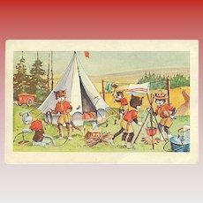 """""""Cat Scouts""""  (1967)"""