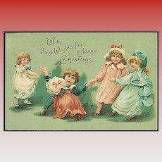 """""""Playful little Girls""""  (1910')"""