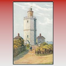 """North Foreland Lighthouse""  (1950')"