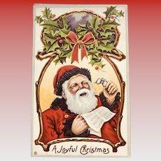 """""""Dear Santa""""  (1913)"""