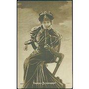 """""""Sarah Bernhardt""""  (1910')"""