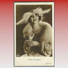 """Betty Compson""  (1920')"