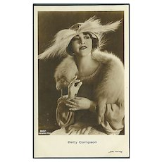 """Betty Compson""  (1920')"