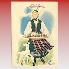 """""""Nordfjord""""  (1950')"""