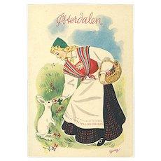 """""""Oesterdalen""""  (1950')"""