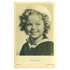 """""""Shirley Temple""""  (1930')"""