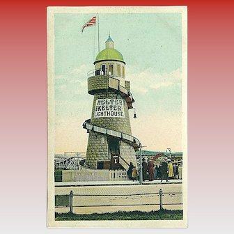 """""""Helter Skelter Lighthouse""""  (1914)"""
