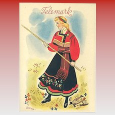 """Telemark""  (1950')"
