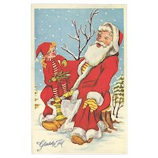 """Merry Santa""  (1958)"