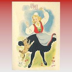 """""""Voss""""  (1950')"""
