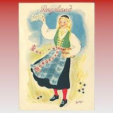"""Rogaland""  (1950')"
