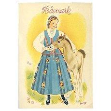 """Hedemark""  (1950')"