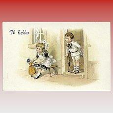 """""""Victorian Children""""  (1930')"""