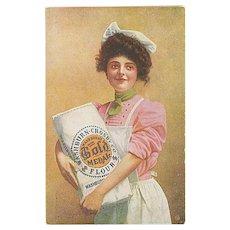 """""""Washburn Crosby Flour""""  (1910')"""
