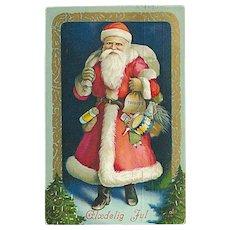 """Santa Claus in Persona""  (1910)"