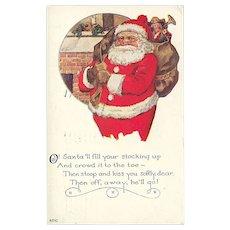 """Santa Claus""  (1924)"