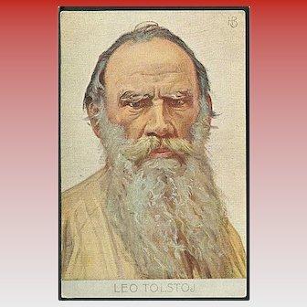 """""""Leo Tolstoj""""  (1930')"""